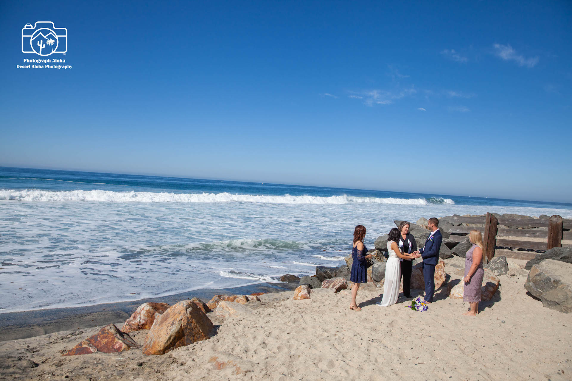 Elope to Oceanside - www.elopetooceanside.com | PHOTO: ©Photograph Aloha www.photographaloha.com - All Rights Reserved | Elope to Oceanside is a service of Elope to San Diego™ and Vows From The Heart